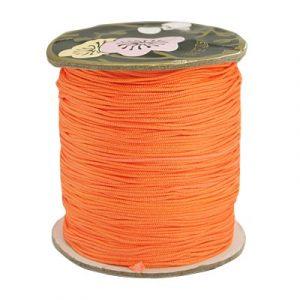 Macrame Cord - Orange - Riverside Beads
