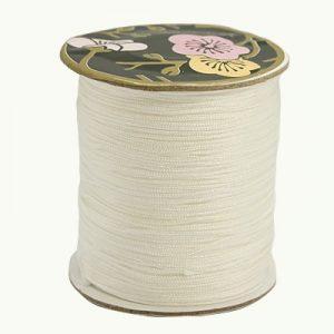 Macrame Cord - White - Riverside Beads