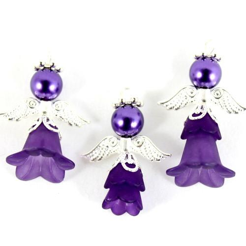Katie Lucite Angel Collection-riverside beads