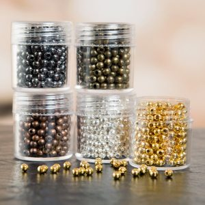 3mm Spacer Bead Collection - Riverside Beads