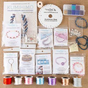 Kumihimo Bumper Book Bundle - riverside beads
