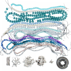 Snow and Ice Collection-riverside beads