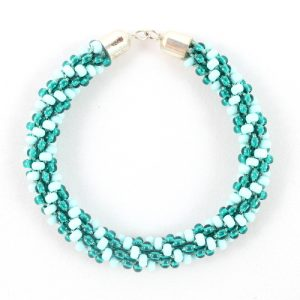 Beaded Kumihimo Bracelet Workshop - Riverside Beads