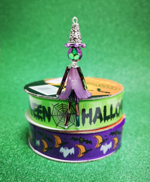Willow the Beaded Witch - Riverside Beads