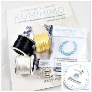 Kumihimo Book Collection Bundle-riverside beads