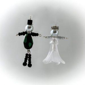 Bride and Groom Beaded Kit - Riverside Beads