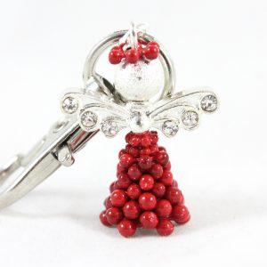 Caroline Beaded Angel Kit - Riverside Beads