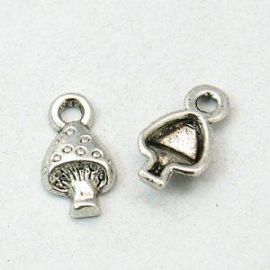 Mushroom Charms - Riverside Beads