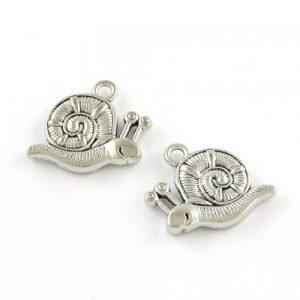 Snail Charms - Riverside Beads