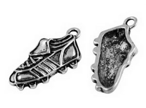 Sports Boot Charms - Riverside Beads
