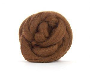 Merino Wool Top Chocolate