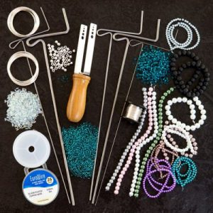 Silver Coiling Gismo Kit - Riverside Beads