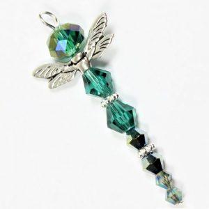 Dave Dragonfly charm kit-riverside beads
