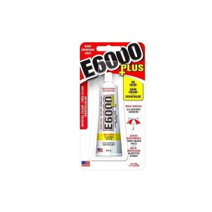 E6000 Plus Glue 56.1ml - Riverside Beads
