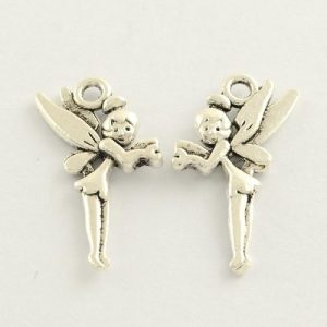 Fairy Charms - Silver Plated - Riverside Beads