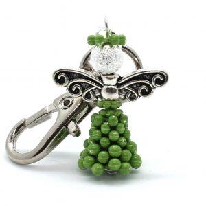Fern Beaded Angel Kit - Riverside Beads