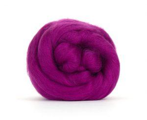 Merino Wool Top Fuchsia