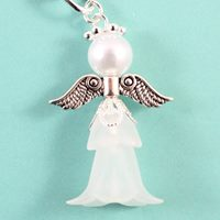 Gemma Lucite Angel Collection-riverside beads
