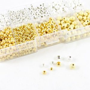 Assorted Spacer Bead Collection - Riverside Beads