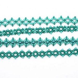 Pearls Bead Weaving Kit - Riverside Beads