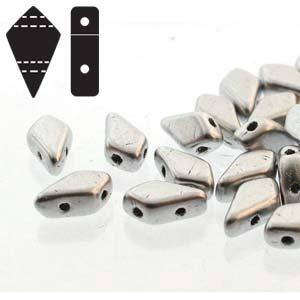Kite Beads Bronze Aluminum - 9x5mm - Riverside Beads