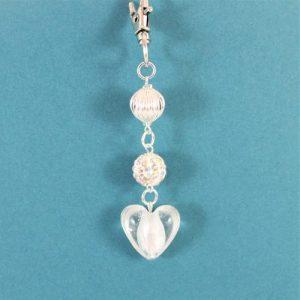 Beaded Kumihimo Weight - Riverside Beads