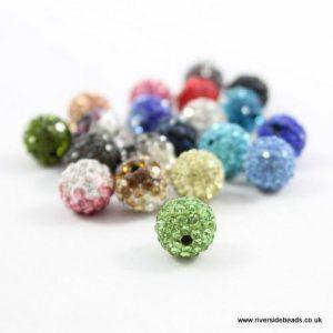 Light Green Crystal Clay - Riverside Beads