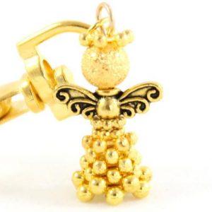 Madeleine Beaded Angel Kit - Riverside Beads