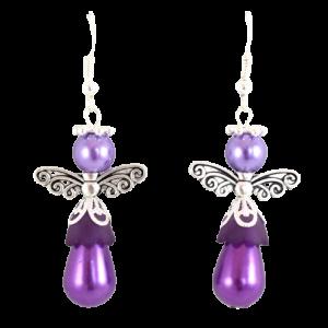 Maxine Flower Angel Kit - Riverside Beads