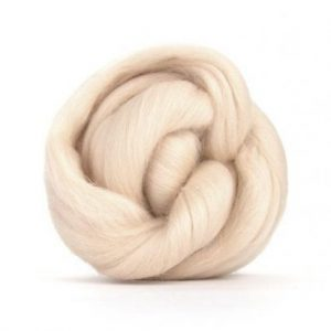 Merino Wool Top Flesh - Riverside Beads