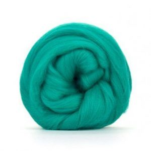 Merino Wool Top Jade