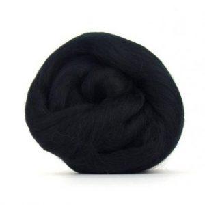 Merino Wool Top Raven