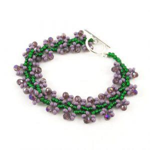 Nepalese Daisy Chain Bracelet Kit - Riverside Beads