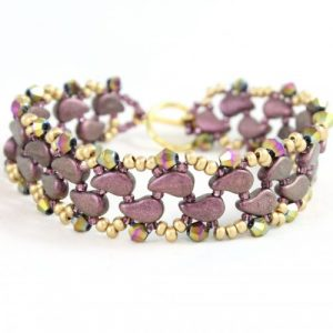 Paisley Duo Bracelet Collection - Riverside Beads