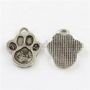 Paw Print Charms - Riverside Beads
