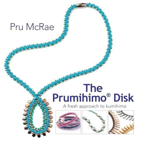 The Prumihimo Disk book-riverside beads
