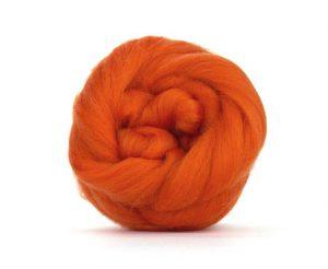 Merino Wool Top Pumpkin