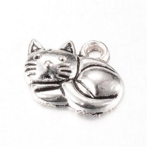 Cat Charms - Riverside Beads