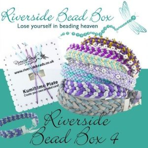 Riverside Bead Subscription Box#4-riverside beads