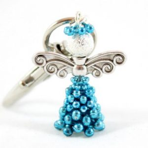 Donna Beaded Angel Kit - Riverside Beads