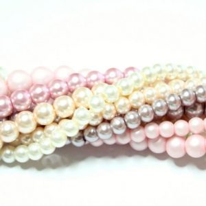 Strawberry Ice Bead Collection-riverside beads