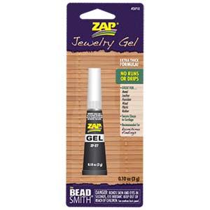 Zap Gel Glue 3g - Riverside Beads