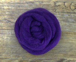 Merino Wool Top Amethyst