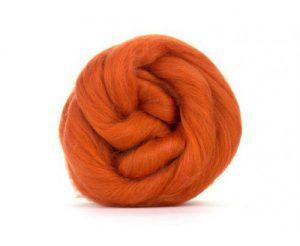 Merino Wool Top Cinnamon