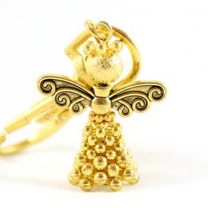 Gaynor Beaded Angel Kit - Riverside Beads