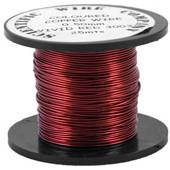 Copper Craft Wire - Vivid Red - Riverside Beads