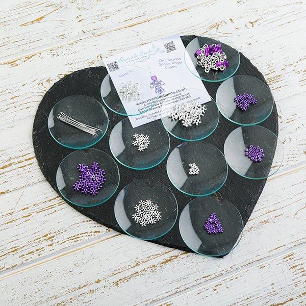 Zara Beaded Angel Kit - Riverside Beads