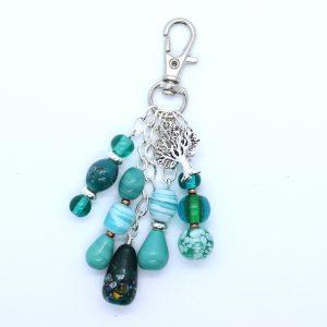 Beaded Bag Charm Kit - Riverside Beads