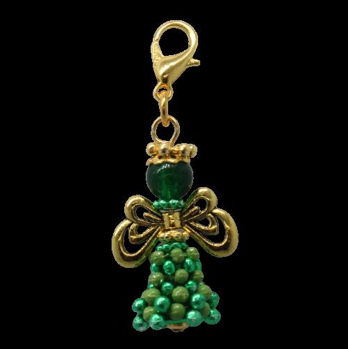 Clover Beaded Angel Kit - Shop Riverside Beads
