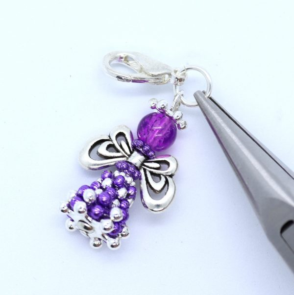 Zara Beaded Angel Kits - Riverside Beads